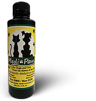 Bottle of Medi-Paws